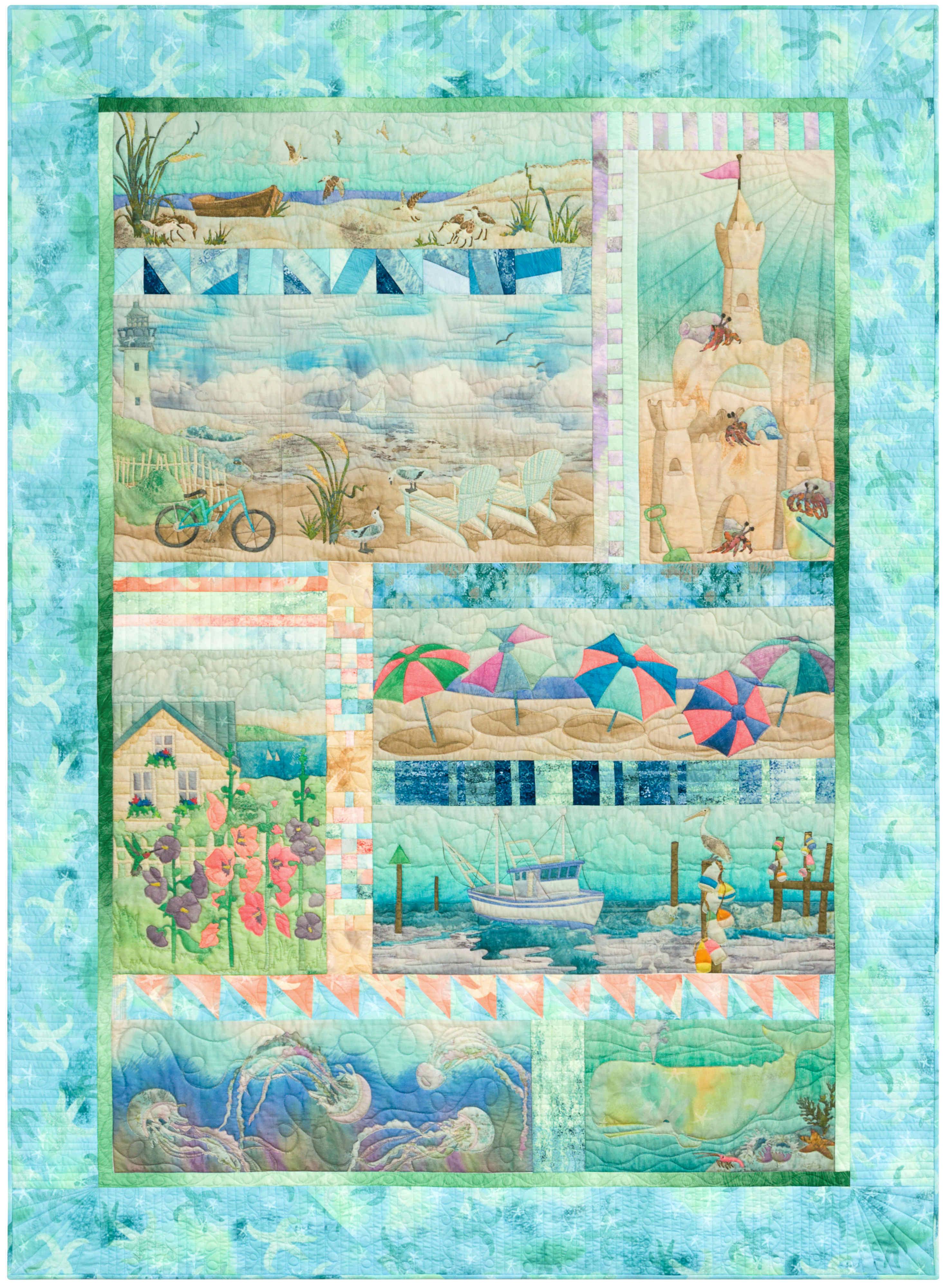 Truly Mckenna Fabric Art Panels Fabric Art Prints And