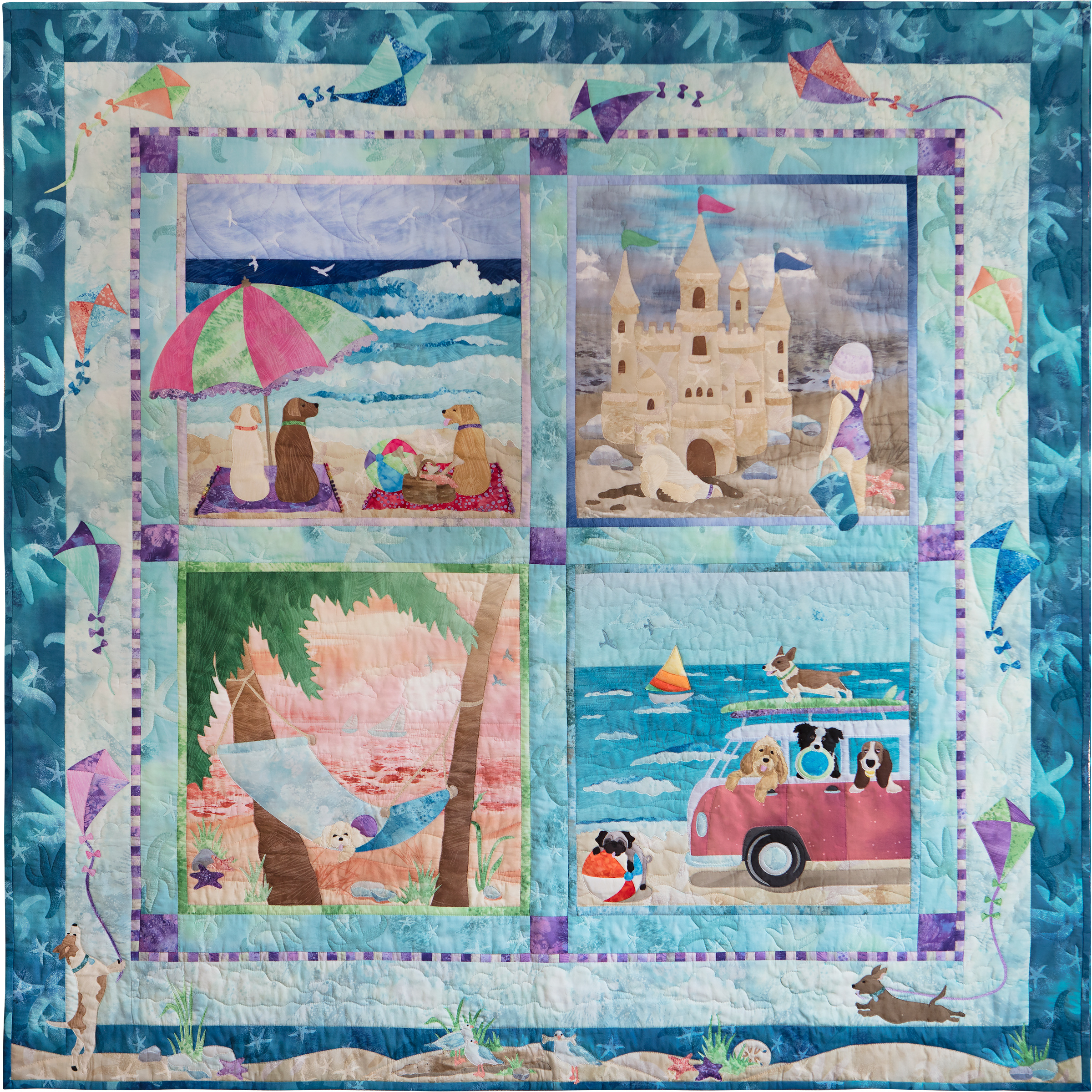 Castle Wall Quilt Block Pattern Quilt Pattern