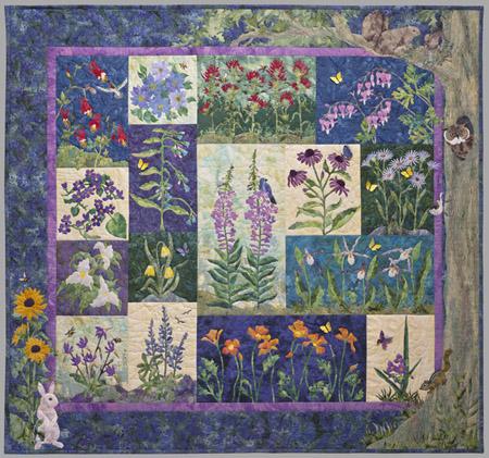 Petals Of My Heart Ii Complete Pattern Set